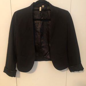 Black business blazer from Nordstrom!